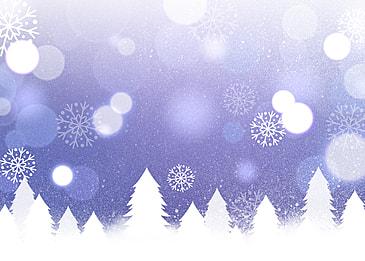 winter purple glitter style background