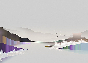 purple texture real texture mountain range korean new year traditional background