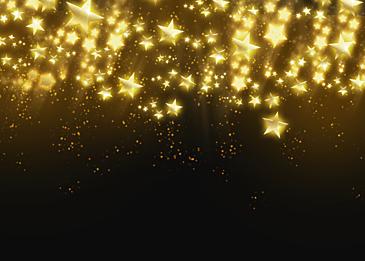 glittering christmas background