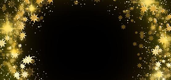 holiday christmas stars decoration background