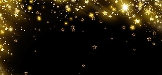 merry christmas stars background