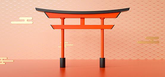 japanese new year background