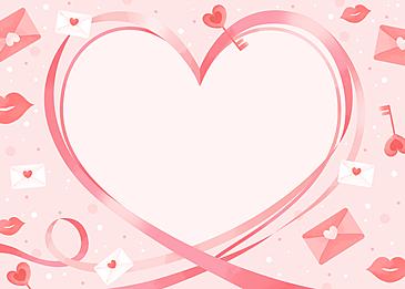 fashion love mood book lip print valentine pink background