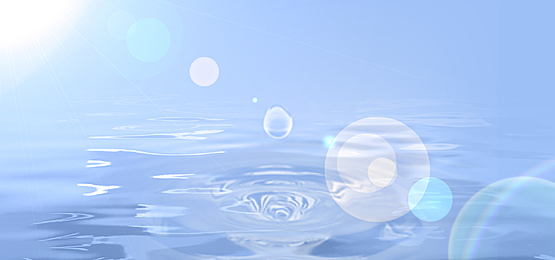 blue ripple halo background
