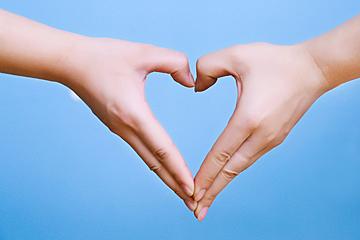 valentines day heart background illustration