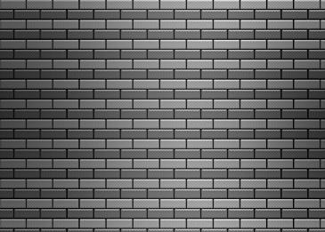brick pattern wall gradient brick background
