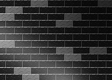 brick wall texture black brick gradient background