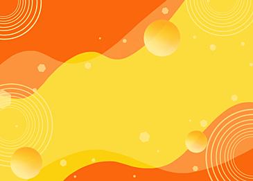 orange yellow abstract background