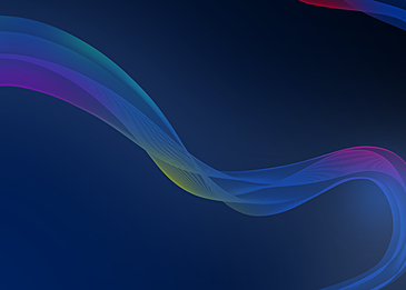 technological sense line gradient abstract background