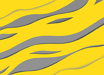 yellow gray paper abstract background