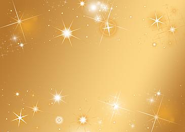golden gradient starlight background