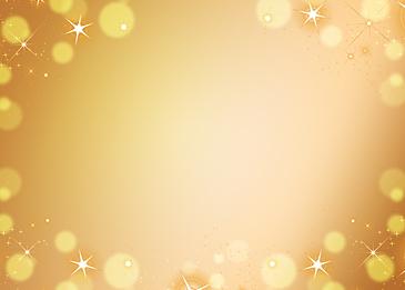 golden light spot starlight background
