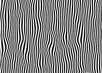 optical illusion black and white stripes background