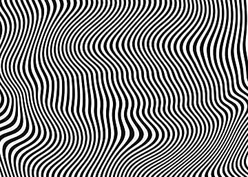 optical illusion stripes psychedelic background