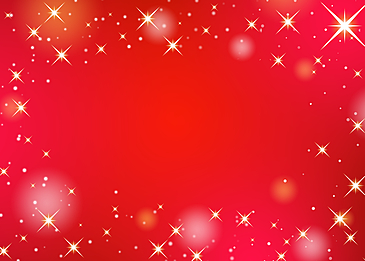 shiny light dots starlight red background