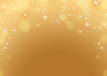 shiny spot starlight gradient golden background