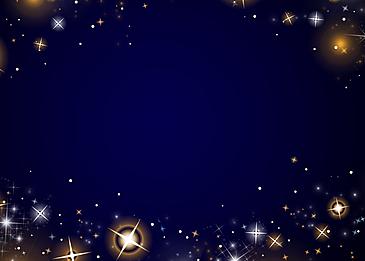 shiny starlight blue background