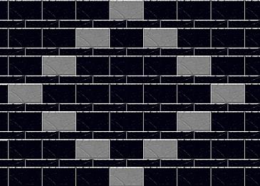 black background geometric background brick pattern background