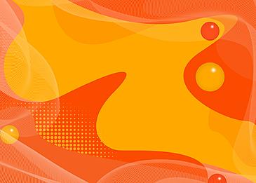abstract background orange yellow gradient fluid
