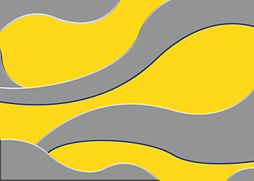 abstract paper pattern yellow gray background