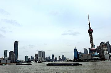 shanghai bund buildings
