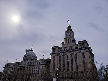 shanghai bund landmark