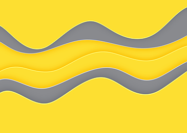 yellow gray abstract card background