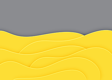 yellow gray corrugated card background