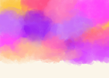 beautiful gorgeous yellow orange red purple watercolor smudge background