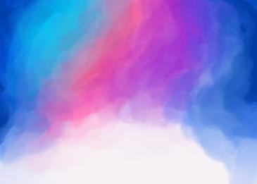blue purple watercolor gradient background