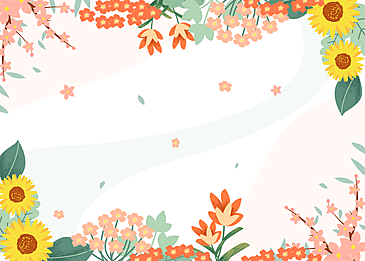 spring cherry blossom pink background