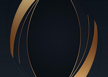 black gold gilt business background