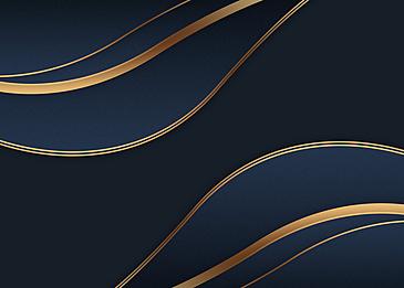 black gold gradient business background
