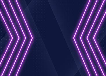 blue pink neon light effect arrow background