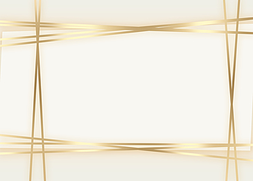 gray and white warm color geometric gold line background