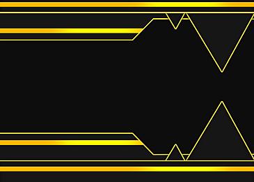 modern geometric golden black abstract background