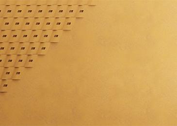 orange gradient paper cut texture abstract background