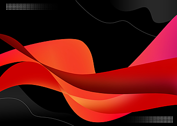 red black fluid abstract background