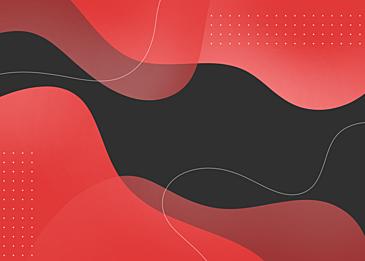 red black fluid dot background