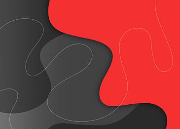 red black fluid line background
