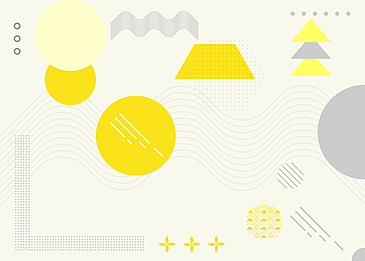 yellow gray abstract lines background