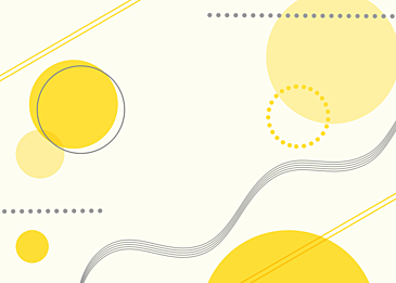 yellow gray lines abstract background