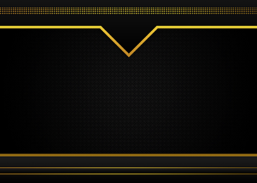 black gold abstract business background