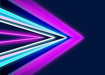 purple blue neon background