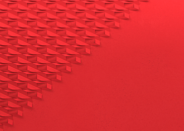 red brown 3d paper cut abstract background