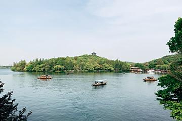 hangzhou xiaoyingzhou and cruise