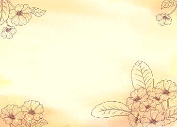 spring blooming wildflower leaf veins