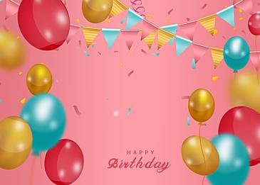 birthday balloon three dimensional birthday
