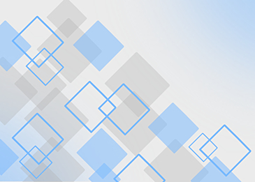 blue gray square business background