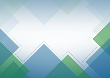 blue green triangle lines business background